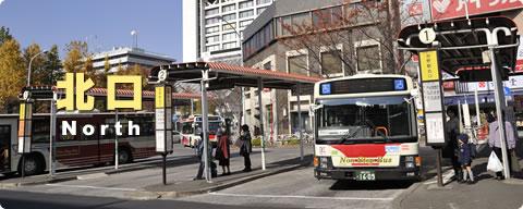 中野のバス