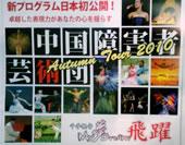 中国障害者芸術団の中野サンプラザ公演