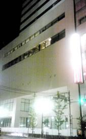 中野マルイの建物が完成間近